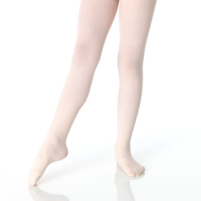 Pink ballet tights, by Rumpf