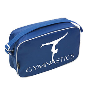 Royal Blue Gymnastics Shoulder Bag