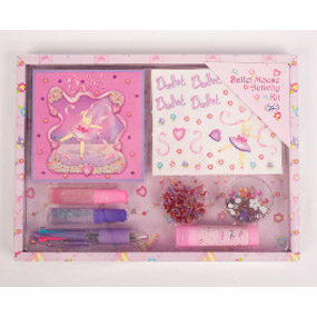 Ballet mouse activity set, by Lucy Locket